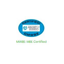 MWBE: MBE Certified